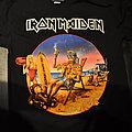 Iron Maiden California Event Shirt 2017