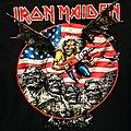 Iron Maiden USA Tour 2019 Shirt