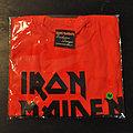 Iron Maiden First Shirt Reprint 2013