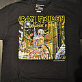 Iron Maiden Somewhere in Time Reprint Shirt 2017