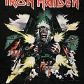 Iron Maiden Tailgunner shirt reprint 2018