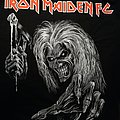 Iron Maiden Fan Club Shirt 2014