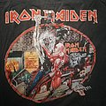 Iron Maiden Bring Your Daugther … To the Slaughter 1991 TShirt or Longsleeve