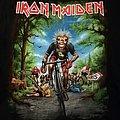 Iron Maiden France Event Shirt 2018