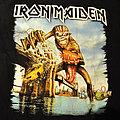 Iron Maiden Brooklyn Event Shirt 2017