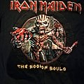 Iron Maiden The Book of Souls Shirt US 2018
