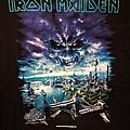 Iron Maiden Brave New World shirt 2000