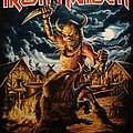Iron Maiden Nordic Event Shirt 2014