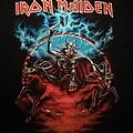 Iron Maiden Nordic Event Shirt 2008