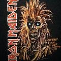 Iron Maiden Eddie Rips up Europe 2005 TShirt or Longsleeve