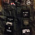 Horror themed jacket