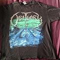 Obituary Frozen In Time Tour Shirt L 2006