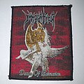 Immolation - Patch - Immolation - Dawn of Possession Original Patch