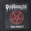 Onslaught - Patch - Onslaught - The Force Original Patch