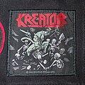 Kreator - Patch - Kreator - Pleasure to Kill Original Patch