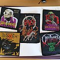Megadeth - Patch - Patches for Night Prowler