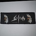 Sodom - Patch - Sodom - Agent Orange Original Patch