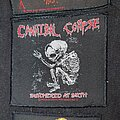 Cannibal Corpse - Patch - Cannibal Corpse - Butchered at Birth Original Patch
