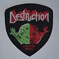 Destruction - Patch - Destruction - Cracked Brain Original Patch