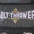 Bolt Thrower - Patch - Bolt Thrower - Logo Original Patch