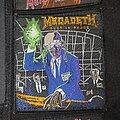 Megadeth - Patch - Megadeth - Rust in Peace Original Patch