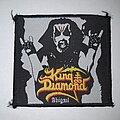 King Diamond - Patch - King Diamond - Abigail Original Patch