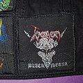 Venom - Patch - Venom - Black Metal Original Patch