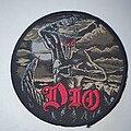 Dio - Patch - Dio - Holy Diver Murray Original Patch