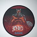 Dio - Patch - Dio - The Last in Line Murray Europe Original Patch