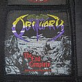 Obituary - Patch - Obituary - The End Complete Original Patch