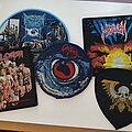 Obituary - Patch - Patches for On Frozen Fields