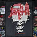 Death - Patch - Death - Individual Thought Patterns Original Back Patch