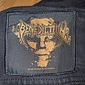 Benediction - Patch - Benediction - The Dreams You Dread Original Patch