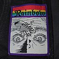 Rainbow - Patch - Rainbow - Straight Between the Eyes Original Patch