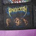 Benediction - Patch - Benediction - The Grand Leveller Original Patch