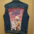 Death - Battle Jacket - Hand Painted Leprosy Jacket
