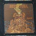 Sepultura - Patch - Sepultura - Arise Original Patch