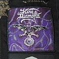 King Diamond - Patch - King Diamond - The Eye Original Patch