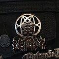 Deicide - Pin / Badge - Deicide Original Poker Pin