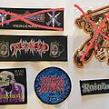 Bolt Thrower - Patch - Updated Various Patches & Pins