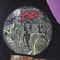 Slayer - Patch - Slayer - Live Undead Original Patch