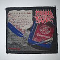 Morbid Angel - Patch - Morbid Angel - Covenant Original Patch