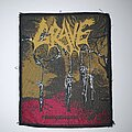 Grave - Patch - Grave - You'll Never See Original Patch