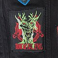 Slayer - Patch - Slayer - Root of All Evil Original Patch
