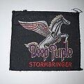 Deep Purple - Patch - Deep Purple - Stormbringer Original Patch