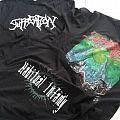 Suffocation - Habitual Infamy ( Art & Logo T-Shirt )