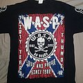 W.A.S.P. -  30 years of thunder TShirt or Longsleeve