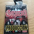 Gorgoroth - Other Collectable - Latin American tour 2007