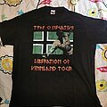 Type O Negative - TShirt or Longsleeve - Type O Negative - liberation of vinnland tour