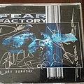 Fear Factory - dog day sunrise signed Tape / Vinyl / CD / Recording etc